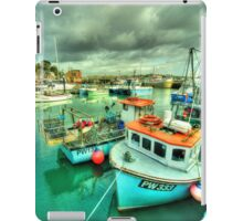 Padstow Colours  iPad Case/Skin