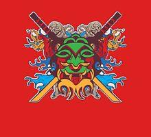Kabuki Mask Unisex T-Shirt