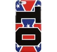 General Lee 01 - Rebel Flag iPhone Case/Skin