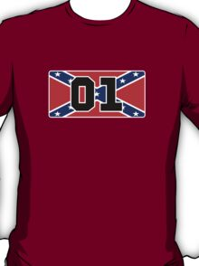 General Lee 01 - Rebel Flag T-Shirt