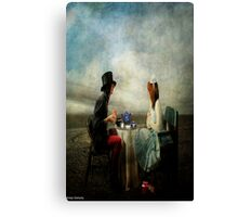 unhappy birthday to you  Canvas Print