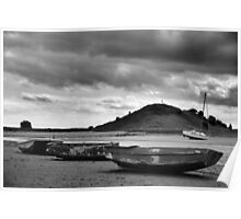 Alnmouth Poster