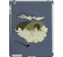The Shire Vintage Travel Poster iPad Case/Skin