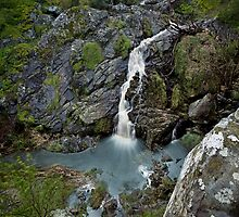 Hindmarsh Falls by SD Smart