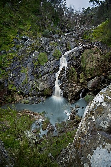 Hindmarsh Falls by SD Smart