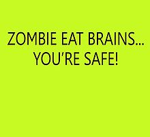 Zombie by onlyquotes
