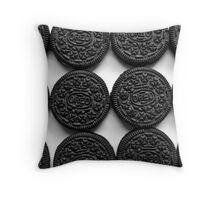 Oreo-tastic Throw Pillow