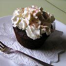 Black velvet baby cakes by patjila