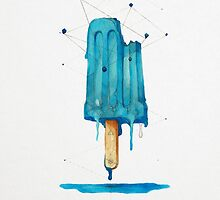 Cosmic icepop by Paola Vecchi