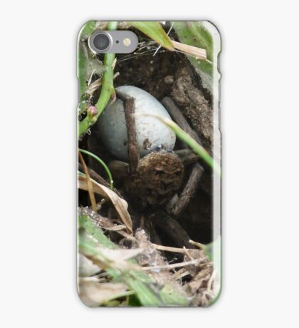 Perseverance and Protection iPhone Case/Skin