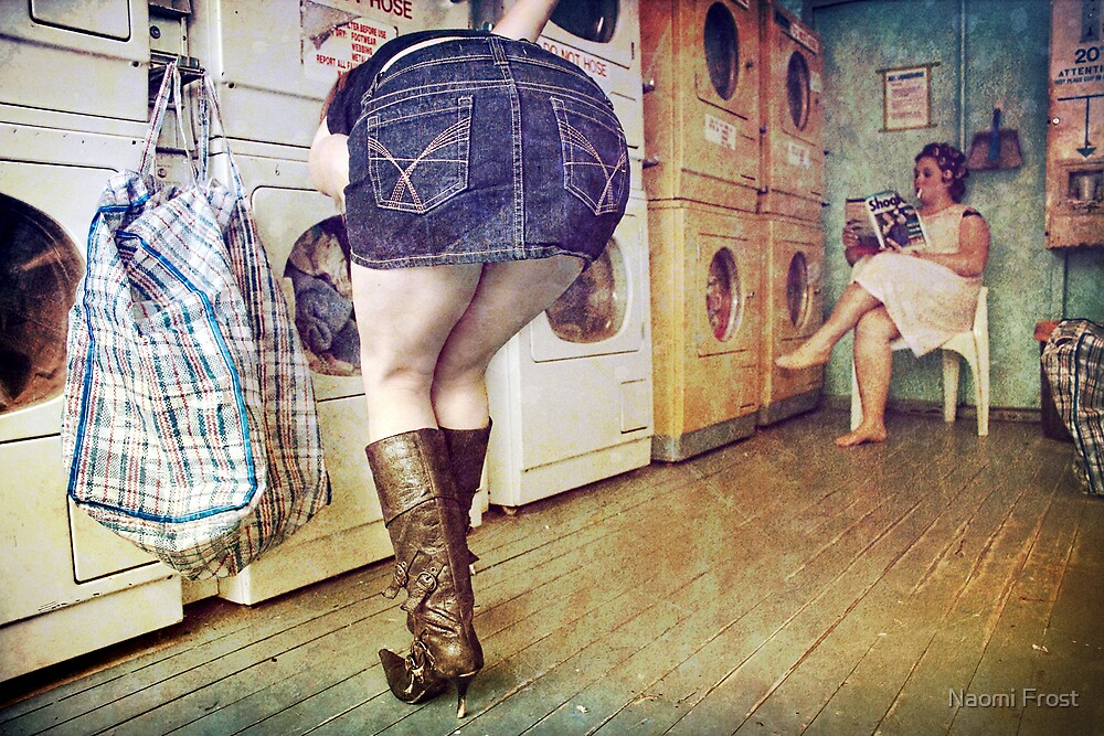 The Laundromat by Naomi Frost