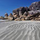 Tide Lines at Ramsay by Patrick Robertson