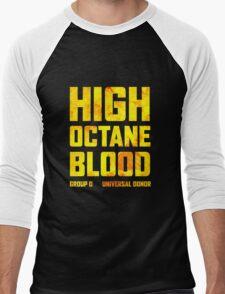 Mad Max Fury Road High Octane Blood Men's Baseball ¾ T-Shirt
