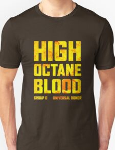 Mad Max Fury Road High Octane Blood T-Shirt