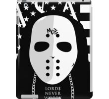 lord never worry iPad Case/Skin