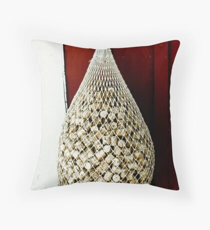 What a corker! Throw Pillow