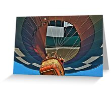 High Flying Greeting Card