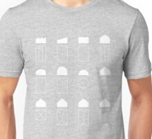 Roof Forms Unisex T-Shirt