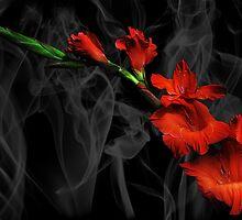 Flowers by Reinhardt