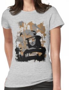 Freddy Lisa (Brown) Womens Fitted T-Shirt