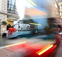 runaway bus by photogenic