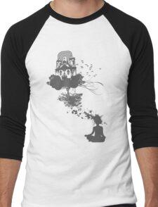 Enlightenment Men's Baseball ¾ T-Shirt