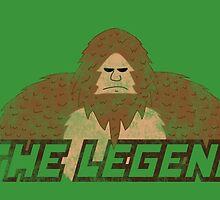 The Legend by WondraBox