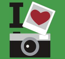 I love camera by pencilplus