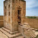 Naqsh-E Rostam - Ka'bah of Zoroaster - Necropolis - Iran by Bryan Freeman