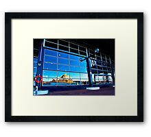 A Reflection on Sydney Opera House #2 - Australia Framed Print