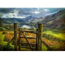 Valley Gate Photographic Print