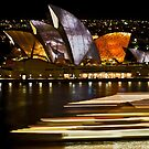 Sydney - Night & Day by Bryan Freeman