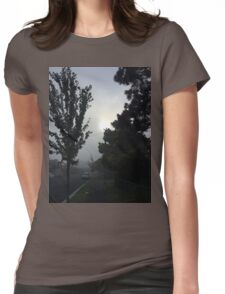 Hamilton Trees Womens Fitted T-Shirt
