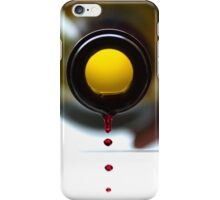 Ruby Droplets iPhone Case/Skin