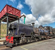 Welsh Highland Railway by Adrian Evans