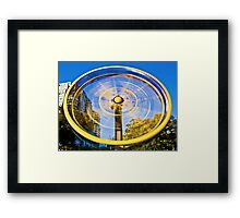 Luna Park - Sydney - Just for Fun Framed Print