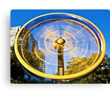 Luna Park - Sydney - Just for Fun Canvas Print
