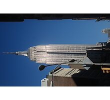Tall one Photographic Print