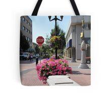 Beautiful Downtown Eugene, Oregon Tote Bag