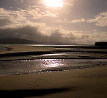Good Morning from Portsalon, Donegal by GinasFineArt