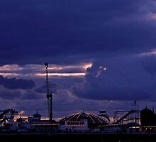 Brighton Pier by Ms-Bexy