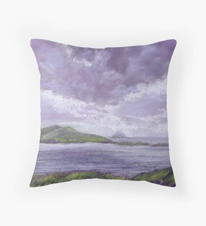 Full Force Gale Throw Pillow