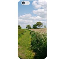 West Sussex countryside iPhone Case/Skin