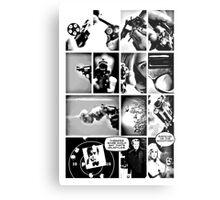 Trista & Holt #7 excerpt 4 Metal Print