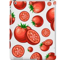 Veggiephile - Tomatoes iPad Case/Skin