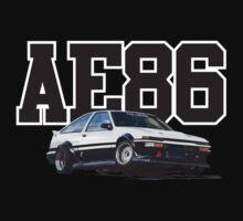 AE86 Power - Toyota Hachi Roku by Kowalski71