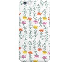 SUMMER FLOWERS iPhone Case/Skin