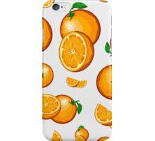 Veggiephile - Oranges iPhone Case/Skin