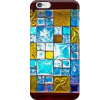 The Amazing Abbasi Hotel - Stained Glass - Esfahan - Iran iPhone Case/Skin