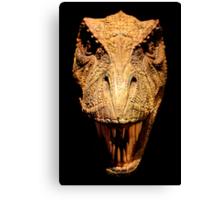 Mesozoic Wildlife Canvas Print